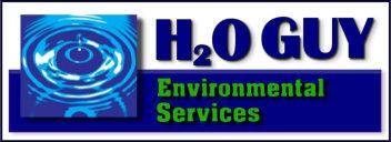 H2O Guy Environmental Services Logo